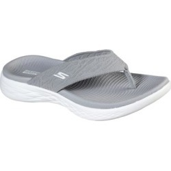 Skechers Women's On-the-GO 600 - Sunny Sandals, Gray, 8.0 found on Bargain Bro Philippines from SKECHERS.com for $47.00