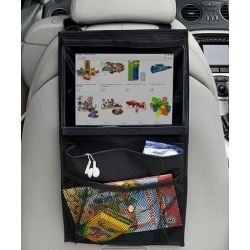 High Road Car Organizers - Seat Back Tablet Holder & Pocket Organizer found on Bargain Bro Philippines from zulily.com for $7.99