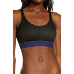 Athleisure Full Fit Bralette - Blue - Natori Lingerie found on MODAPINS from lyst.com for USD $66.00