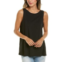 Goldie Two Fabric Tank (4), Women's, Black(cotton) found on MODAPINS from Overstock for USD $43.99