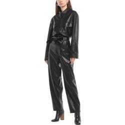 Jumpsuit - Black - Nanushka Jumpsuits found on Bargain Bro India from lyst.com for $540.00