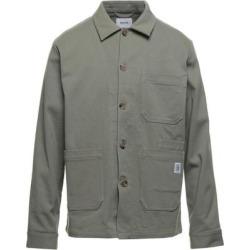 Shirt - Gray - Nanushka Shirts found on MODAPINS from lyst.com for USD $233.00