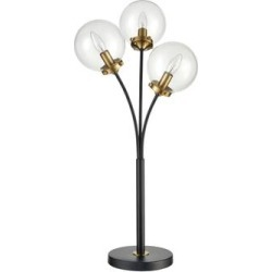 ELK Home Boudreaux 32 Inch Table Lamp - D4482 found on Bargain Bro Philippines from Capitol Lighting for $246.60