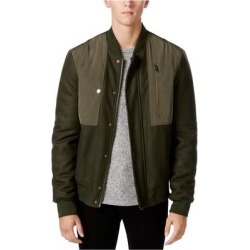 William Rast Mens Benton Bomber Jacket found on Bargain Bro Philippines from Overstock for $89.24