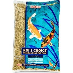 Kaytee Koi's Choice Premium Fish Food, 10 LBS