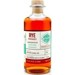 11 Wells Rye Whiskey 750ml found on Bargain Bro from WineChateau.com for USD $31.90
