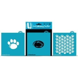 Penn State Nittany Lions Culinary Crafter Stencil Set found on Bargain Bro Philippines from Fanatics for $24.99