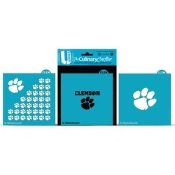 Clemson Tigers Culinary Crafter Stencil Set found on Bargain Bro Philippines from Fanatics for $24.99