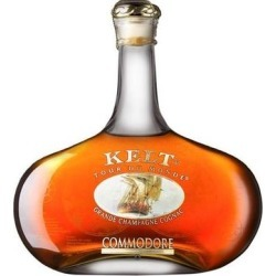Kelt Cognac Commodore 750ml found on Bargain Bro from WineChateau.com for USD $71.40