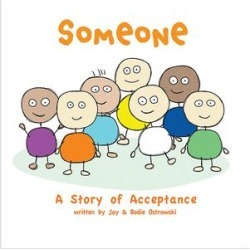 Skyhorse Publishing Picture Books - Someone: A Story of Acceptance found on Bargain Bro from zulily.com for USD $8.35