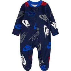 Baby Nike Logo Sleep & Play, Infant Boy's, Size: 9 Months, Blue found on Bargain Bro from Kohl's for USD $9.11