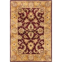 Safavieh Burgundygold Classic Regal Area Rug Collection found on Bargain Bro Philippines from belk for $198.50
