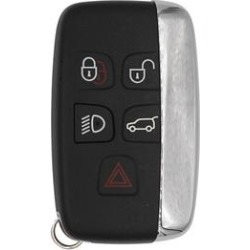 Land Rover LR2 OEM 5 Button Key Fob found on Bargain Bro from Refurbished Keyless Entry Remote for USD $92.55