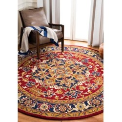 Safavieh Rednavy Classic Herix Oriental Area Rug Collection found on Bargain Bro Philippines from belk for $470.00