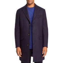 Robert Graham Mens Trench Coat Wool Classic Fit - Purple (42R), Men's found on Bargain Bro Philippines from Overstock for $163.47