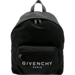Backpack With Logo - Black - Givenchy Backpacks found on Bargain Bro from lyst.com for USD $654.36