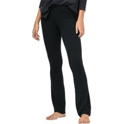 Plus Size Women's Stretch Bootcut Sleep Pants by ellos in Black (Size 38/40) found on Bargain Bro Philippines from Roamans.com for $27.90