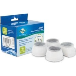 Drinkwell Replacement Carbon Filters, 4 count