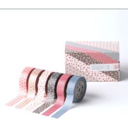 MT - Masking Tape 6 Colors Wamon