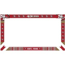 San Francisco 49ers Big Game Monitor Frame found on Bargain Bro India from Fanatics for $20.99