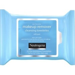 Neutrogena Skin Cleansers - 25-Ct. Makeup Remover Cleansing Towelettes