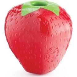 Planet Dog Orbee-Tuff Strawberry Treat Dispensing Tough Dog Chew Toy