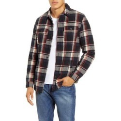 UGG Trent Quilted Shirt Jacket - Black - Ugg Jackets found on Bargain Bro from lyst.com for USD $117.80