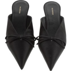 Mules - Black - Balenciaga Heels found on Bargain Bro Philippines from lyst.com for $460.00