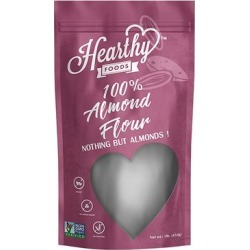 Hearthy Foods Flour - 16-Oz. Almond Flour found on Bargain Bro Philippines from zulily.com for $8.99
