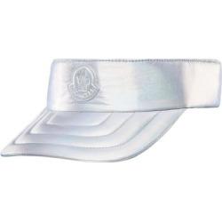 Nylon Visor - Metallic - Moncler Hats found on Bargain Bro from lyst.com for USD $250.80