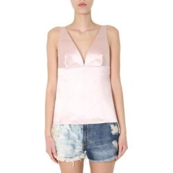 V Neck Top - Pink - Givenchy Tops found on Bargain Bro India from lyst.com for $529.00