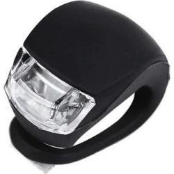 Tech Zebra Bike Accessories Black - Black Bike LED Safety Light found on Bargain Bro from zulily.com for USD $7.59