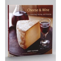 Chronicle Books Cookbooks - Cheese & Wine Hardcover found on Bargain Bro from zulily.com for USD $11.39
