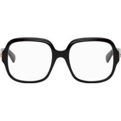 Oversized Square Glasses - Black - Gucci Sunglasses found on Bargain Bro India from lyst.com for $320.00