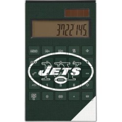 New York Jets Diagonal Stripe Desktop Calculator found on Bargain Bro from nflshop.com for USD $22.79
