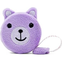 Tooley Measuring Tapes Purple - Purple Bear Plush Retractable Measuring Tape - Set of Two found on Bargain Bro Philippines from zulily.com for $9.99