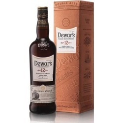 Dewars 12 Year Old Double Aged 750ML found on Bargain Bro from WineChateau.com for USD $35.68