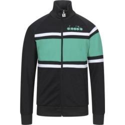 Sweatshirt - Black - Diadora Sweats found on MODAPINS from lyst.com for USD $64.00