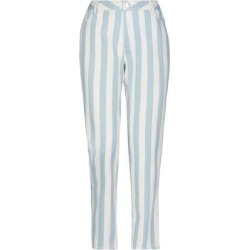 Denim Trousers - Blue - Maison Scotch Pants found on Bargain Bro from lyst.com for USD $70.68