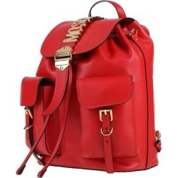 Backpacks & Bum Bags - Red - Moschino Backpacks found on Bargain Bro from lyst.com for USD $516.04
