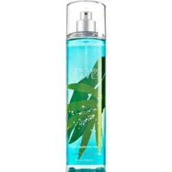 Bath & Body Works Rainkissed Leaves Fine Fragrance Mist (Liquid), Blue found on Bargain Bro Philippines from Overstock for $81.88