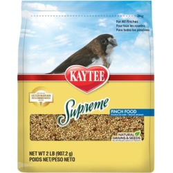 Kaytee Supreme Daily Blend Finch Food, 32 OZ found on Bargain Bro Philippines from petco.com for $3.20