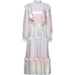 3/4 Length Dress - Pink - Olivia Rubin Dresses found on MODAPINS from lyst.com for USD $265.00