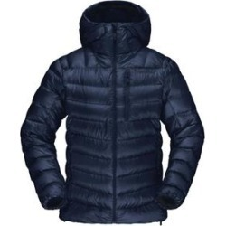 Norrona Women's Apparel & Clothing Lyngen Down850 Hood - Women's Indigo Night Extra Small found on MODAPINS from campsaver.com for USD $399.00