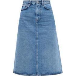 Denim Skirt Blue - Blue - Balenciaga Skirts found on Bargain Bro Philippines from lyst.com for $769.00