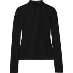 Turtleneck - Black - A.W.A.K.E. MODE Knitwear found on Bargain Bro from lyst.com for USD $155.04