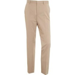 Hugo Boss Mens Gibson Cyl Slim Fit Stretch Cotton Pants 38 Beige Trousers (38 Inch Waist), Men's, Brown found on MODAPINS from Overstock for USD $74.12