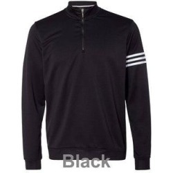 adidas - ClimaLite Three-Stripe French Terry Pullover (Black - XL), Men's(knit) found on Bargain Bro India from Overstock for $73.77