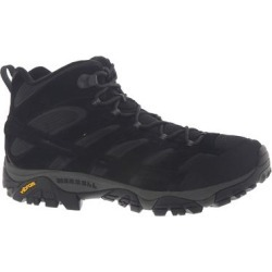 Merrell Moab 2 Vent Mid - Mens 8 Black Boot W found on Bargain Bro Philippines from ShoeMall.com for $109.95