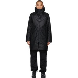 Black Insulated Sportswear Tech Pack Coat - Black - Nike Coats found on Bargain Bro from lyst.com for USD $323.00